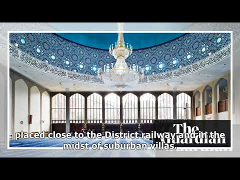 London Central mosque given Grade II* listed status
