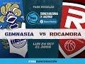 24.10.2016 | Gimnasia y Esgrima de La Plata vs. Rocamora | #LaLigaCadaVezMasGrande
