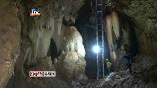 Penemuan Goa Di Bukit Kapur Tuban Sketsa Bengawan