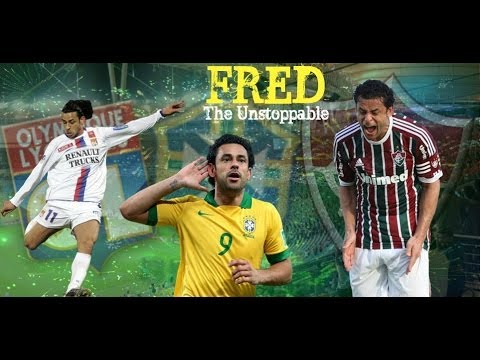 Fred the unstoppable PART 2  |center forward complete| ◄Goals Machine► (Fluminense, Brazil, Lyon)HD