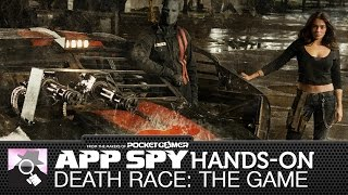 Death Race: The Game | iOS Android / iPhone / iPad Hands-On