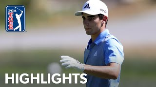 Joaquin Niemann's highlights | Round 4 | The Greenbrier 2019