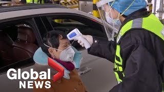 Coronavirus Outbreak: Toll gates become checkpoints as China fights to control spread of coronavirus