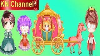 CÔ BÉ LỌ LEM | TRUYỆN CỔ TÍCH THIẾU NHI | Trò chơi KN Channel | STORY FOR KIDS | GAME VIDEO