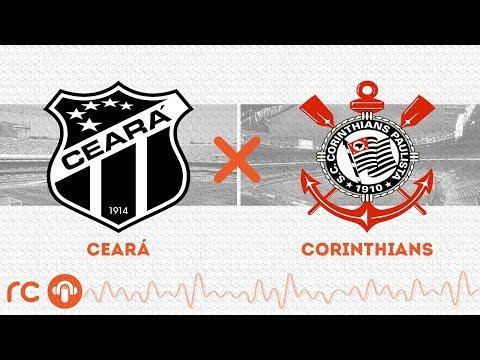 AO VIVO - Ceará x Corinthians - 04/12/2019 - Brasileirão