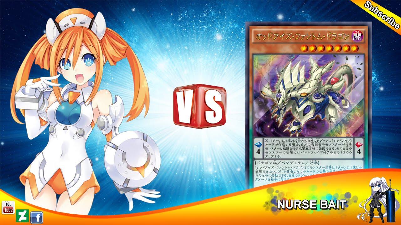 YgoPro Custom Cards   Hyperdimension Neptunia VS Odd-Eyes