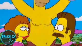 10 Reasons Ned Flanders Should Move Away From Homer Simpson