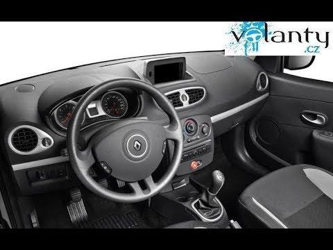 Renault Clio Sport 182 volant