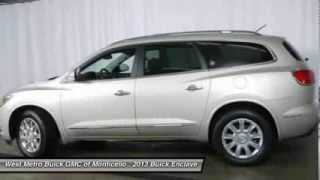 Used 2013 Buick Enclave For Sale near Minneapolis St. Cloud & Monticello MN 24766A