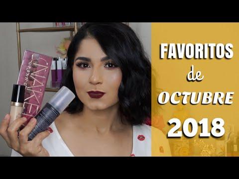 FAVORITOS DE OCTUBRE 2018 | Amanda Burgos