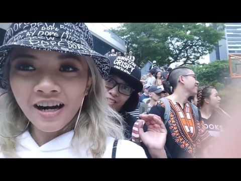 SINGAPORE TRIP! SUMMER JAM DANCE CAMP 2017!