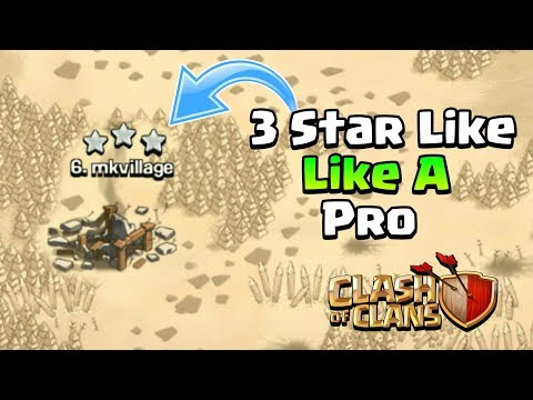 Town Hall 9 Best Attack Strategy Ever - Pushing Strategy In Clash Of Clans