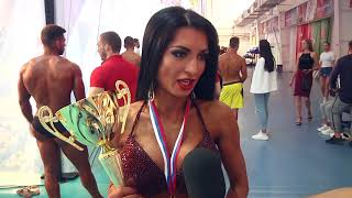 Чемпионат Волгоградской области по бодибилдингу и фитнесу, посвящённый памяти Евгения Кизилова.