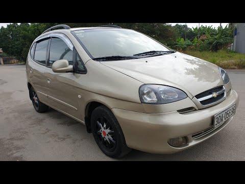Ô Tô Cũ - Hoàng Phúc Vừa Về Chevrolet Vivant 2008 Bản đủ.Cực Chất.182Tr LH 0352868123-0962355328