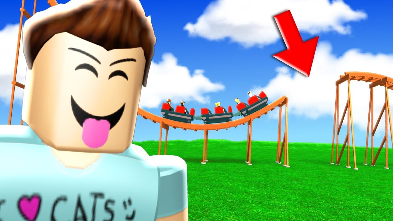 Making A Troll Theme Park In Roblox Youtube