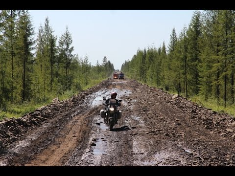 В Магадан на мотоцикле / Ride to Magadan