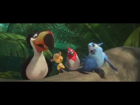 Rio 2  Amazon Audition Scene