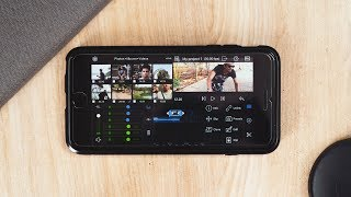 LumaFusion // Premiere pro for iPhone?!