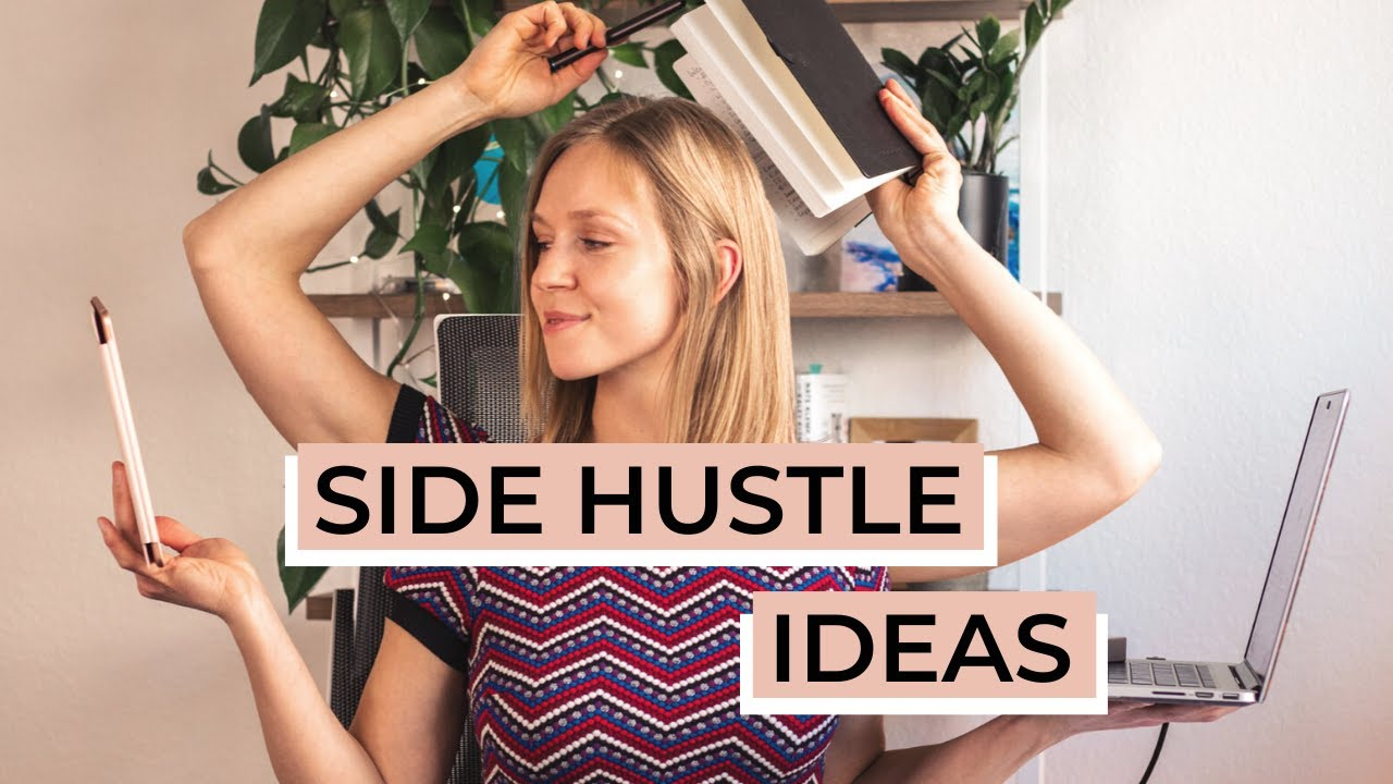 Download How to Start a Side Business in 2021 - 10 Remote Side Hustle Ideas