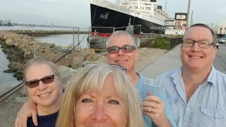 Queen Mary and Hotel Maya - Full time van life