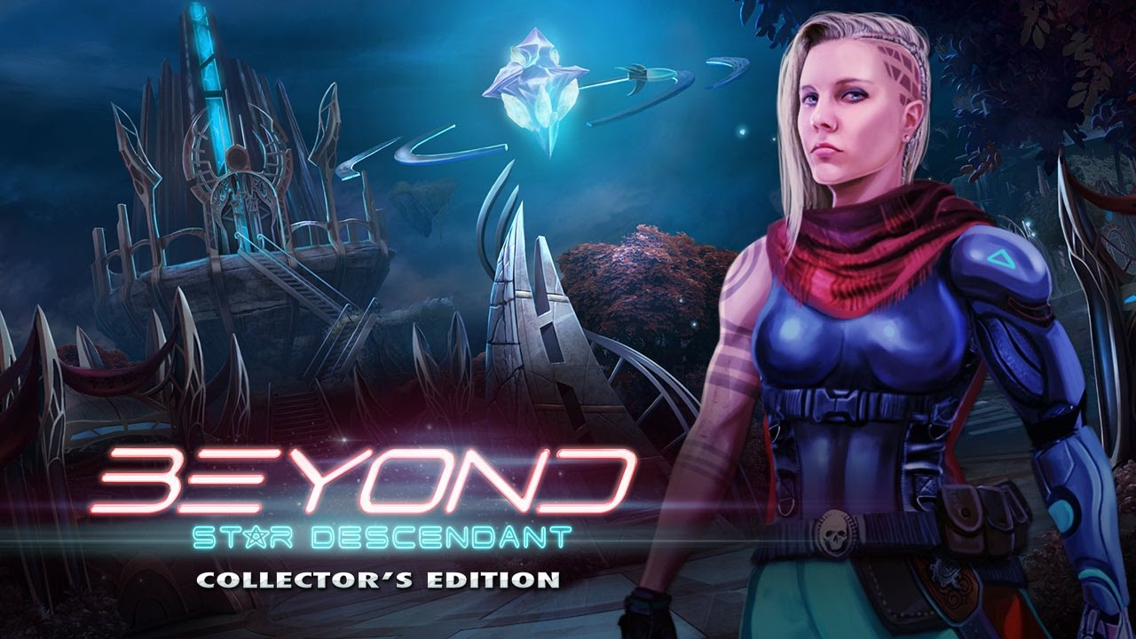 Image result for beyond: star descendant collector's edition