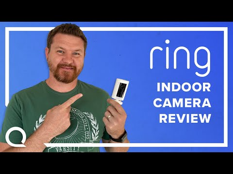 Ring Indoor Cam Unboxing, Setup, and Review