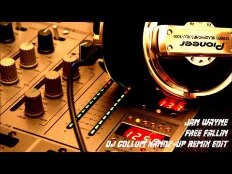Jan Wayne - Free Fallin' [Dj Gollum Handz-Up Remix Edit] HD mp3