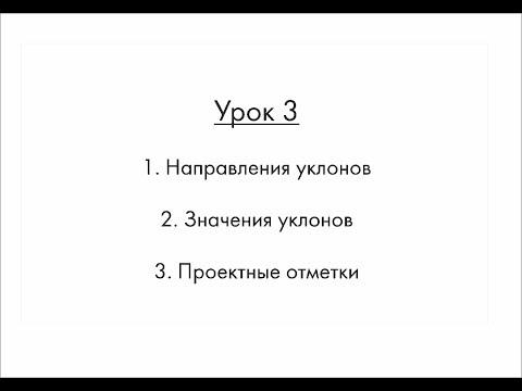 2 лист План организации рельефа часть 2 РГР практика