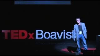 Move a mente: Jorge Sequeira at TEDxBoavista