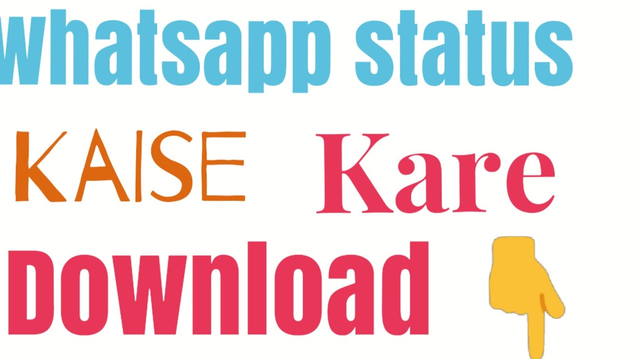 How To Download Whatsapp Status And Videos Easy By Technical Sachin
