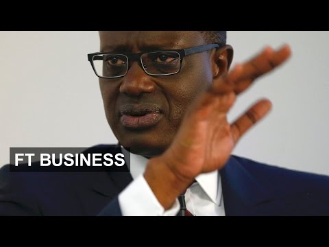 Tidjane Thiam defends investment banking | FT Business