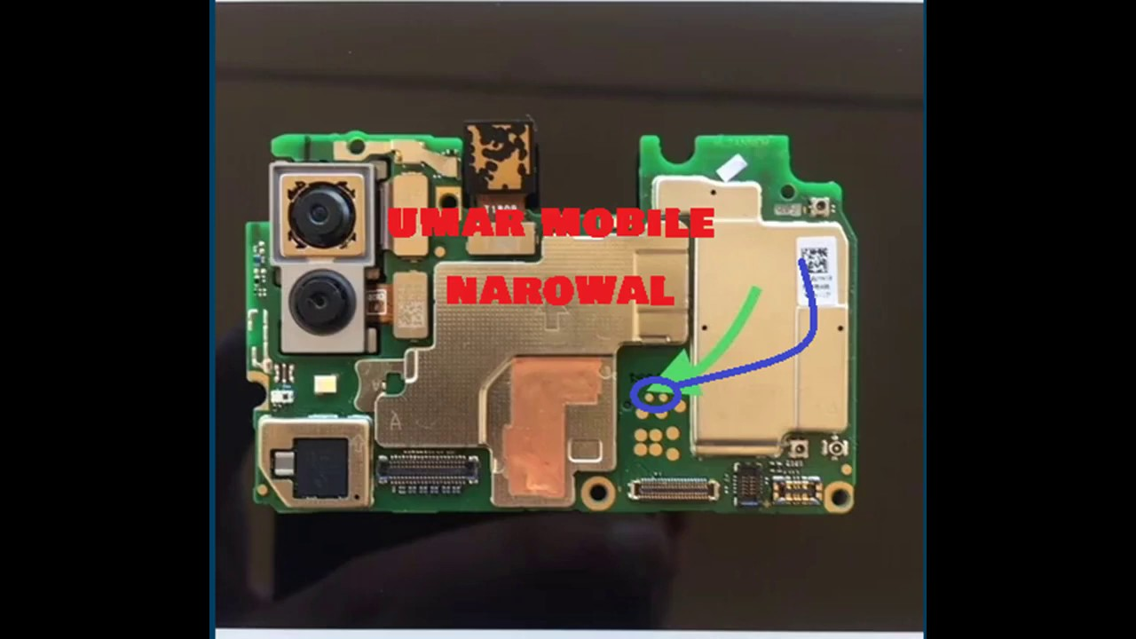 Huawei P20 Lite Ane Lx1 Ver 9 1 0 Frp Reset Done Via Test Point By Sigmakey Youtube