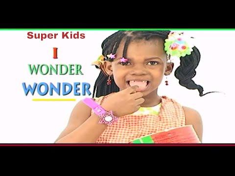 The Superkids - I wonder Wonder