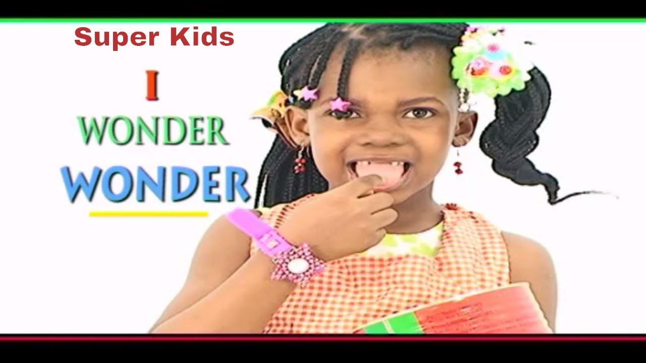 The Superkids - I wonder Wonder - YouTube