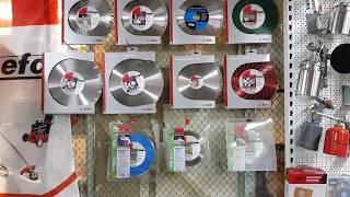 "Fubag - товары на выставке ""Бренд месяца"" ч.1"