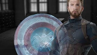 Captain America Gets NEW ENERGY SHIELD In Avengers 4