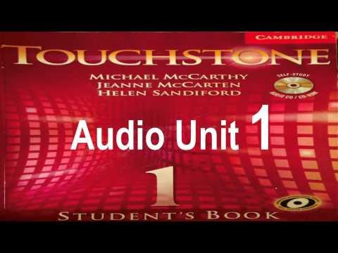 Touchstone 1 Unit 1 MEJORADO