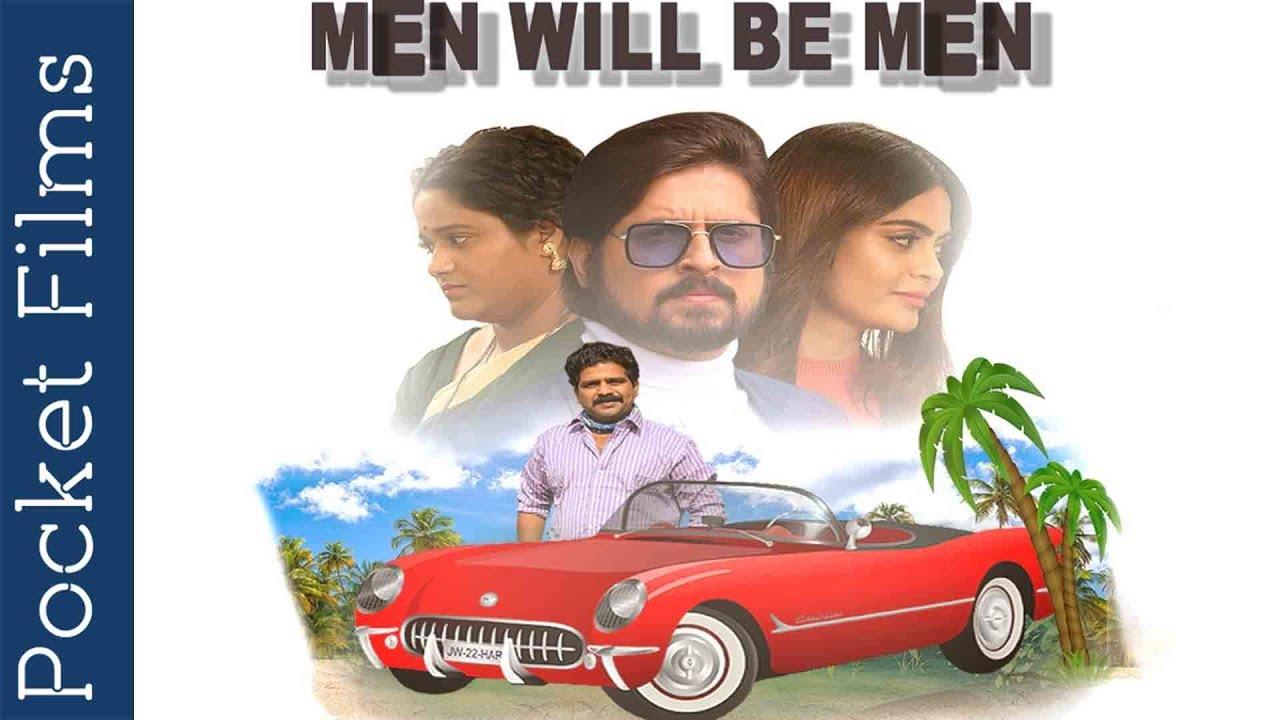 Men will be men - Hindi Comedy Short Film | Drama | Love | A Husband Wife Story