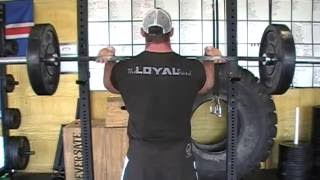 Some Ways to Improve Your Front Squat Immediately