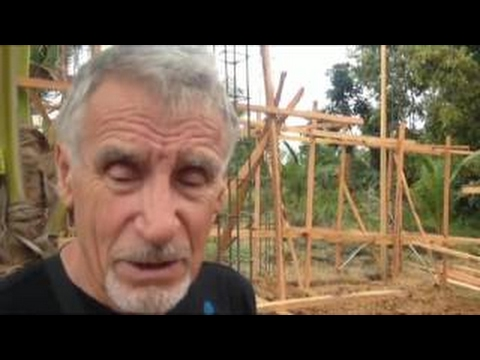 DAY 2 PASTOR TIMIO'S HOUSE REPAIR PROJECT A BRITISH EXPAT LIFESTYLE VIDEO
