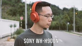 Sony WH-H900N Review   Hi-Res Noise Cancelling Wireless Headphones