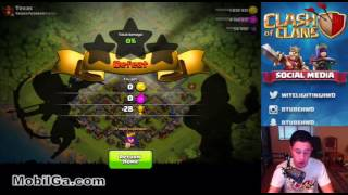 LOSING 0VER 2,000 TROPHIES! - Cheap Clash of Clans Gems - What is Happening؟