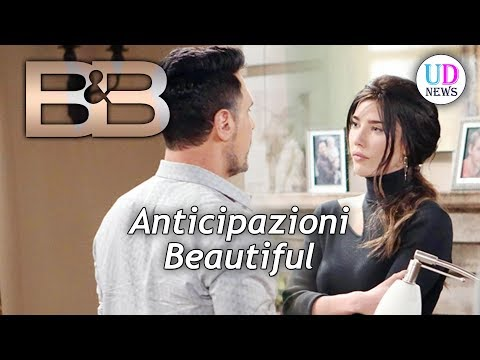 Anticipazioni Beautiful Puntate 28/01 - 03/02 2019: Bill Ricatta Steffy!