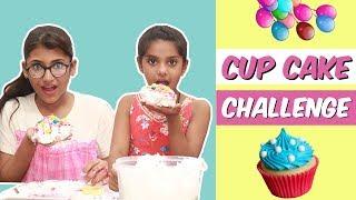 Cupcake Challenge | Samreen Ali