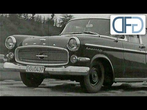 Opel-Werk Rüsselsheim 1958 - Eine historische TV-Reportage (5/5)