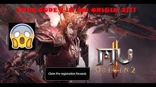 Gift Code Mu Origin 2 - 24H News