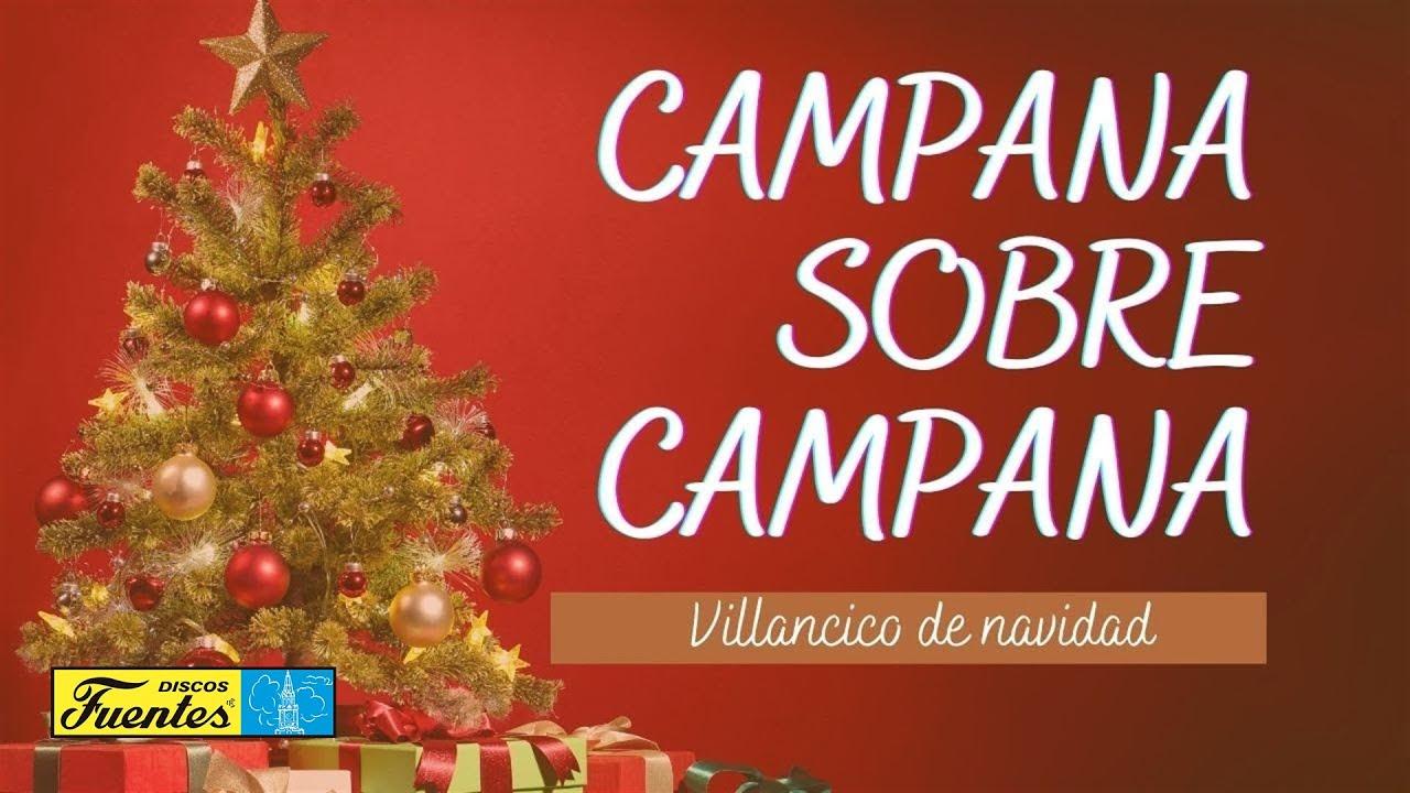 Campana Sobre Campana I Campanas de Belen  - Los Niños Cantores de Navidad / Discos Fuentes