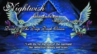 Nightwish Devil The Deep Dark Ocean With Lyrics