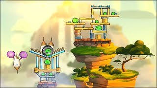 Angry Birds 2: Daily Challenge - Wednesday: Chuck's Challenge #11