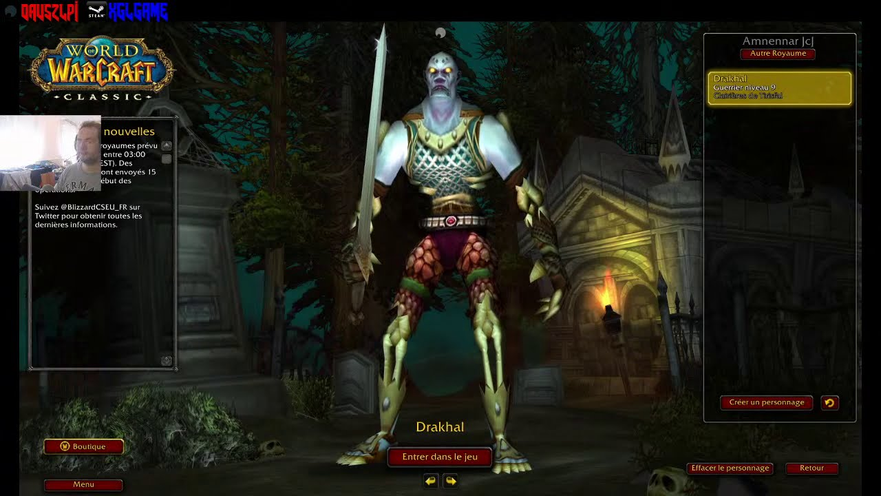 [HD] (FR) SHADOW - WOW - Classic - Pour la nostalgie ! картинки